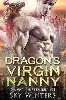 Dragon's Virgin Nanny (Nanny Shifter Service Book 4)