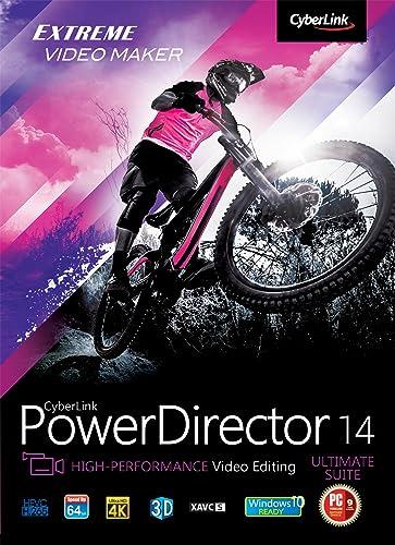 PowerDirector 14 Ultimate Suite [Download]