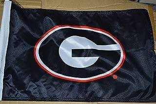 Rico Industries NCAA Georgia Bulldogs Car Flag