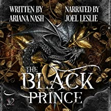 The Black Prince: An MM Dark Fantasy: Silk and Steel, Book 4