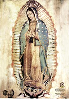 Our Lady of Guadalupe Body Portrait Original (16