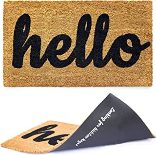 Best hello welcome mat Reviews