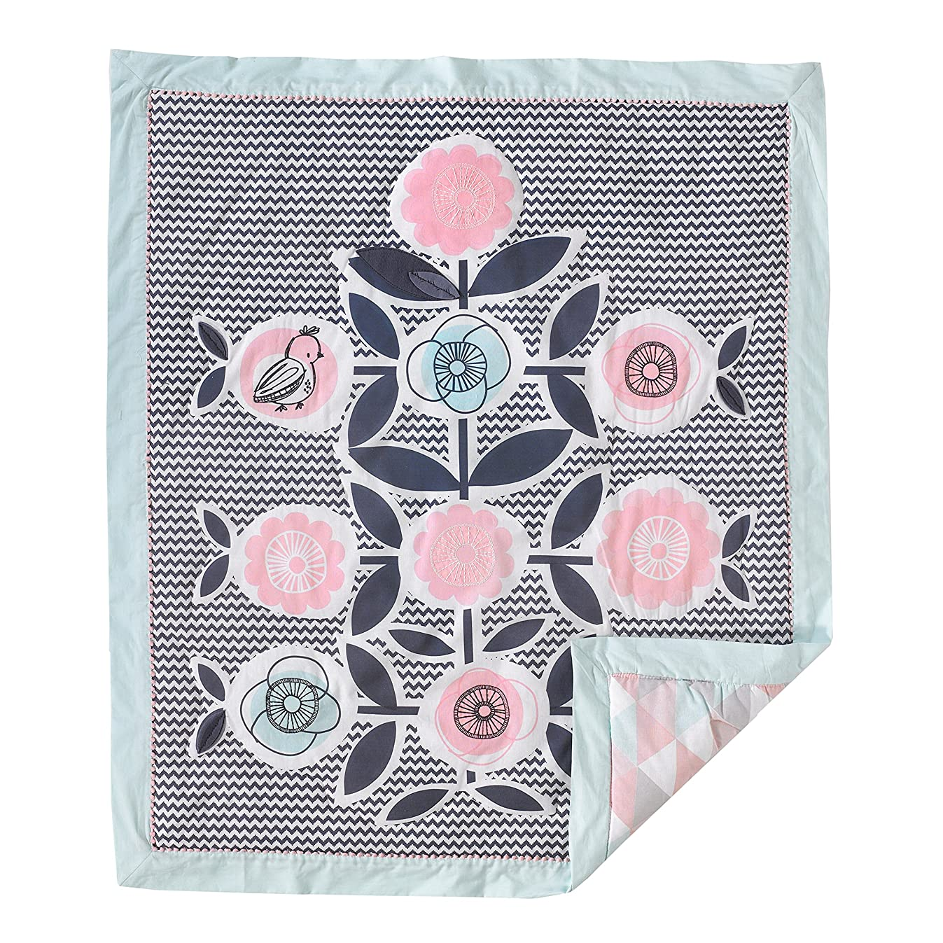 Lolli Living Sparrow Baby / Toddler Quilt