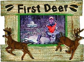 River's Edge First Deer Photo Frame
