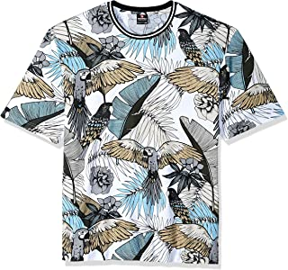 Southpole Men's All Over Print Short Sleeve T-Shirt