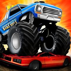 Multiplayer! Thrilling and destructive gameplay Realistic truck physics and a dynamic damage system Drag, Freestyle, and Championships to compete in Excellent visuals and a head-banging soundtrack