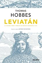 Leviatán: o la materia, forma y poder de una república eclesiástica y civil