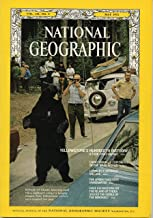 National Geographic, May 1972: Yellowstone's Centennial