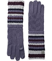 Smartwool - Striped Chevron Glove
