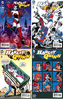 Harley Quinn Vol 2 Issue 16-19 Set (