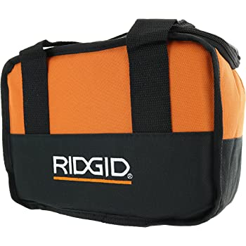 "RIDGID Tool Bag 902048008 17/"" x 9/"" x 4/"""