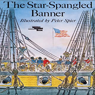 5 year old star spangled banner