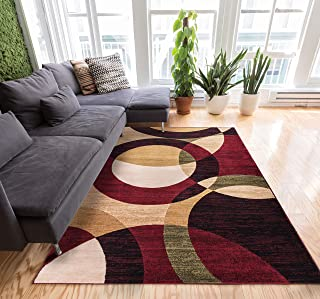 Best Red Brown Black Area Rugs Of 2019 Top Rated Reviewed