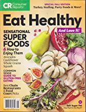 Consumer Reports Eat Healthy Magazine January 2018