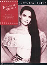 Tennessee Nights - Recorded by Crystal Gayle (Piano Vocal Guitar) Sheet Music 1989
