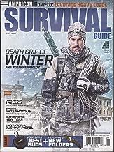 American Survival Guide Magazine January 2018