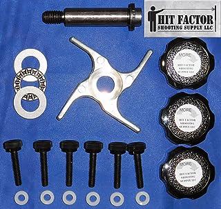 Hit Factor Shooting Supply, LLC Ultimate Shellplate Bearing Kit for Dillon RL 550
