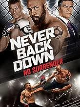 never back down no surrender 2016