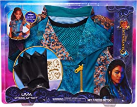 DESCENDANTS Disney 3 Uma Dress Up Set