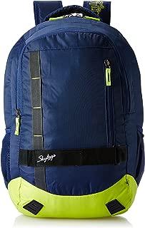 Skybags Geek 48 Ltrs Green Laptop Backpack (GEEK05GRN)
