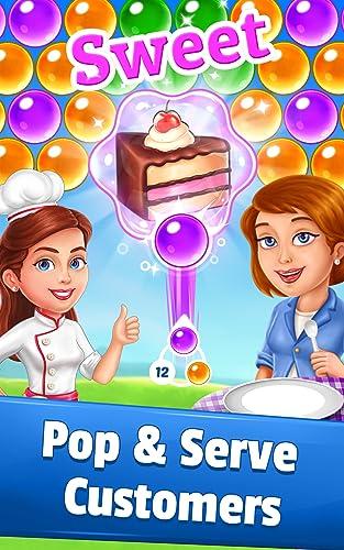 Pastry Pop Blast - Bubble Shooter