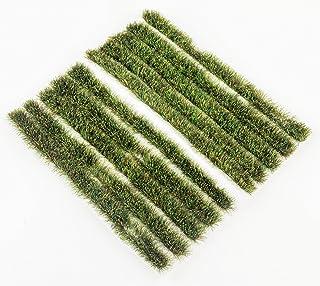 WWS 6 mm höstgräs remsor x 10 modell järnväg diorama landskap och terräng