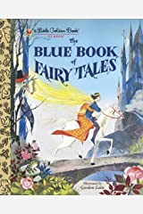 The Blue Book of Fairy Tales (Little Golden Book) Kindle Edition