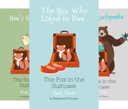 The Fox in the Suitcase (4 Book Series)