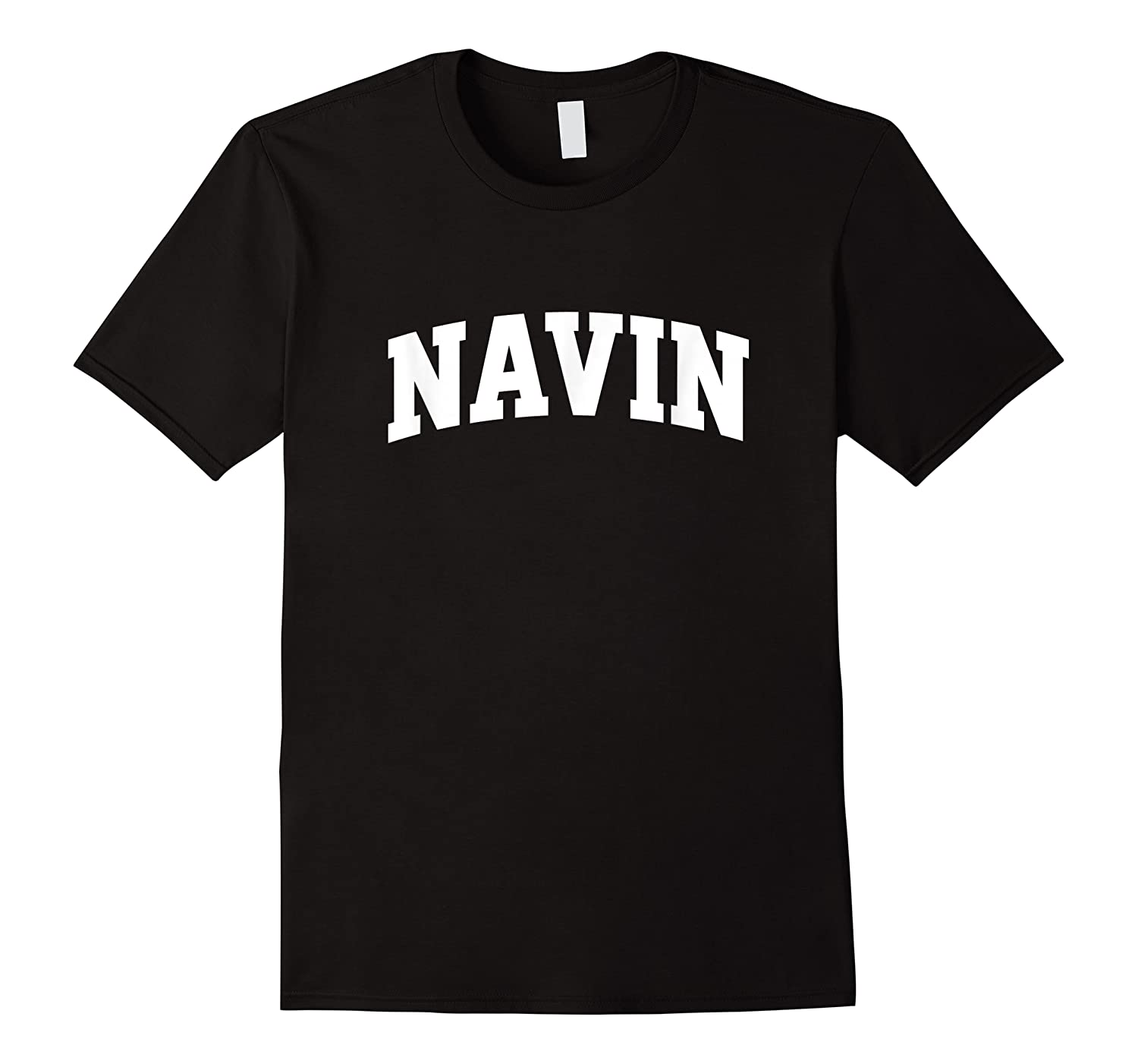 Navin Name Last Family First College Arch Shirts