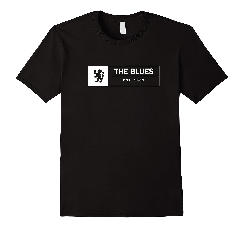 Blues Soccer Chelsea T Shirt