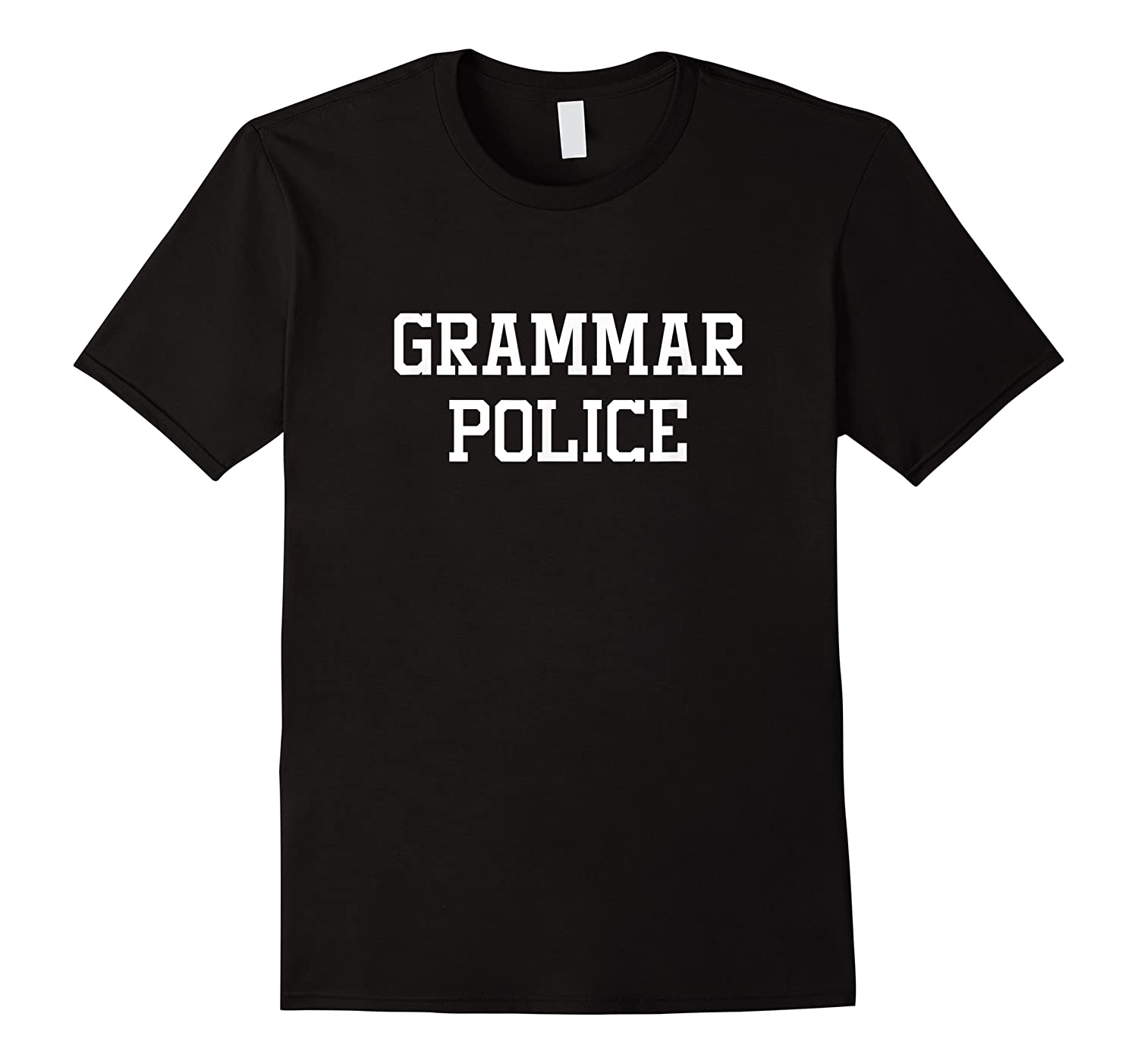Grammar Police To Serve And Correct Shirts
