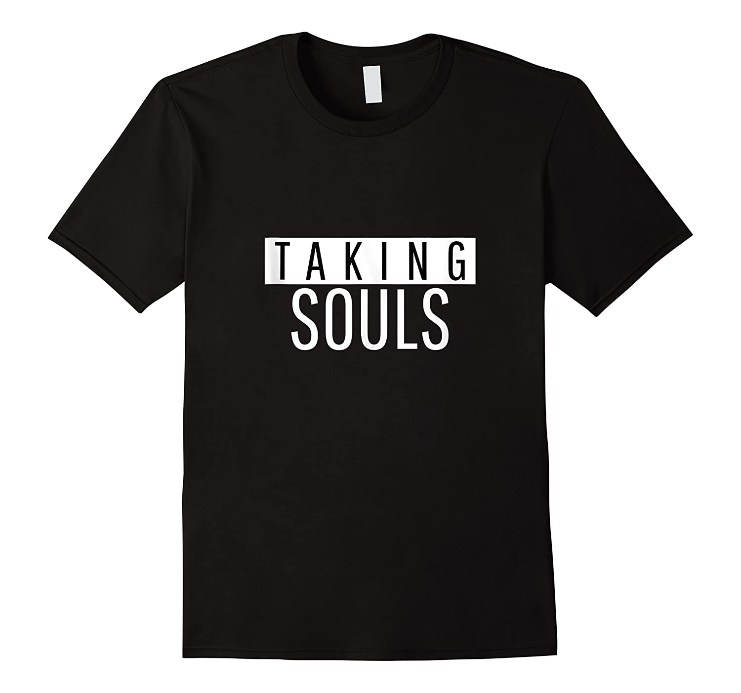 Goggins Taking Souls Motivational Quote Shirts