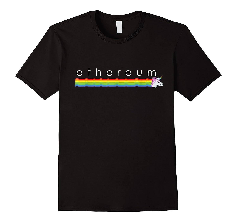 Ethereum Rainbow Shirts