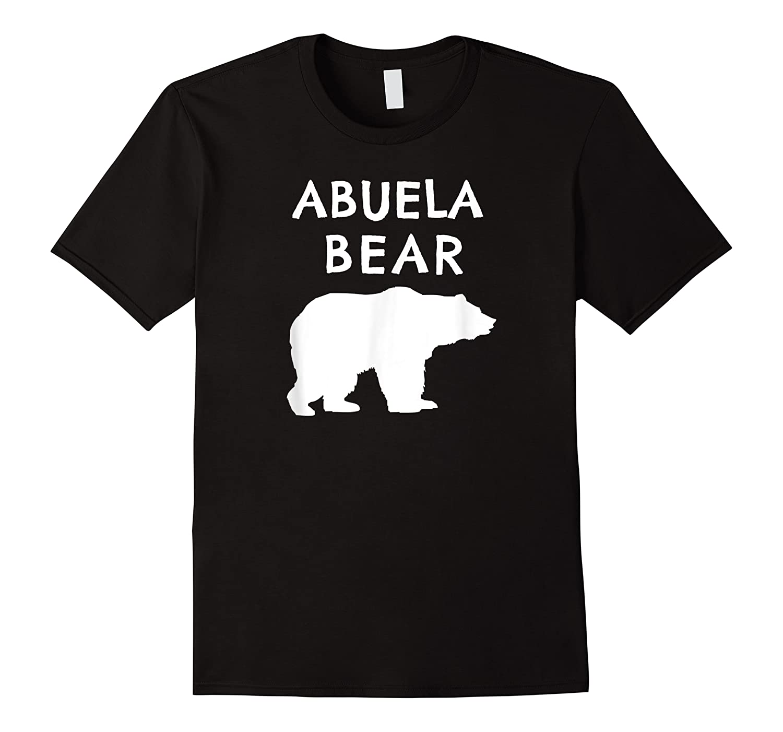 Abuela Bear Bear Gifts For Grandma Grandparents Shirts
