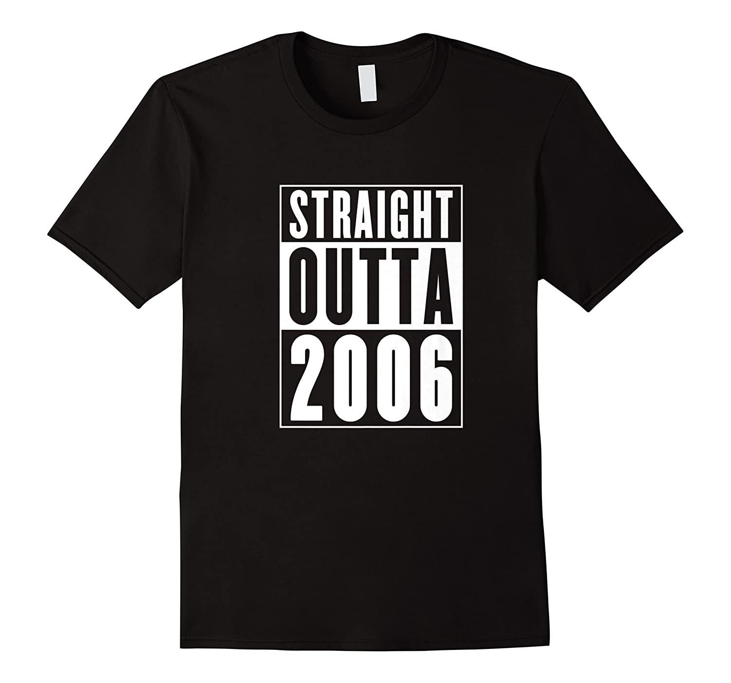 Straight Outta 2006 Cool Birthday Gift Shirts