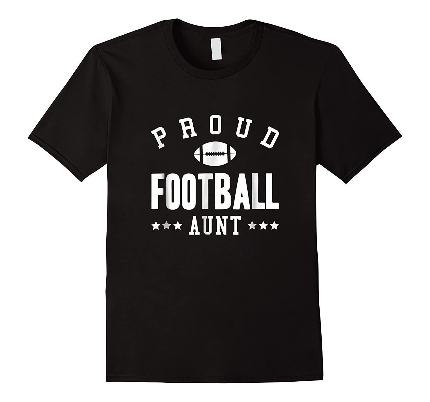 Proud Football Aunt Gift Shirts