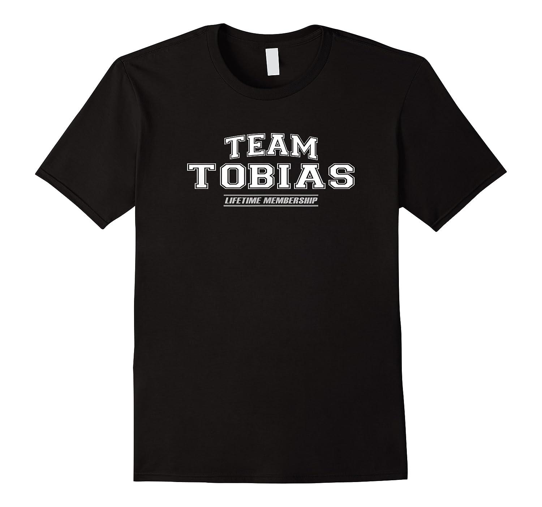 Team Tobias Proud Family Surname, Last Name Gift Shirts