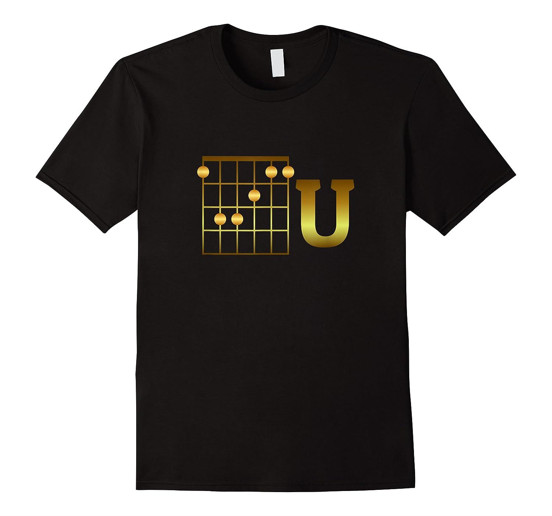 Funny F Chord U Guitarist Player Gift Guitar Lover Shirts