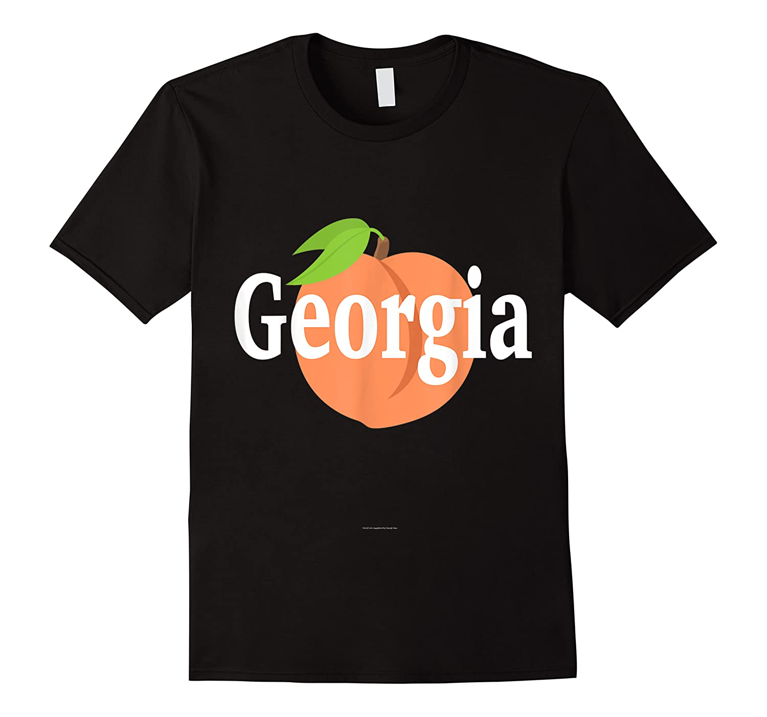 Georgia Peach State Pride Southern Roots T Shirt