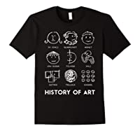 History Of Art For Teas, Students, S, Love Art T-shirt Black