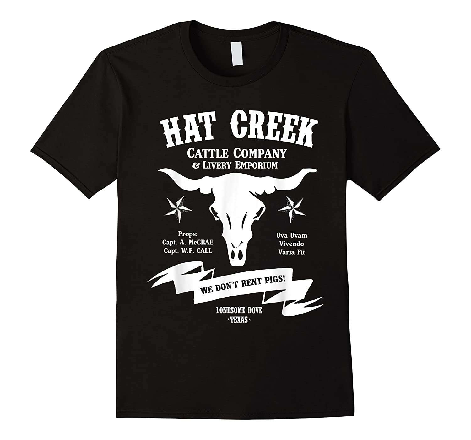 Hat Creek Cattle Co  Shirts