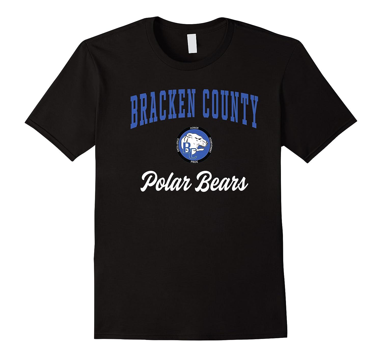 Bracken County High School Polar Bears Premium T-shirt