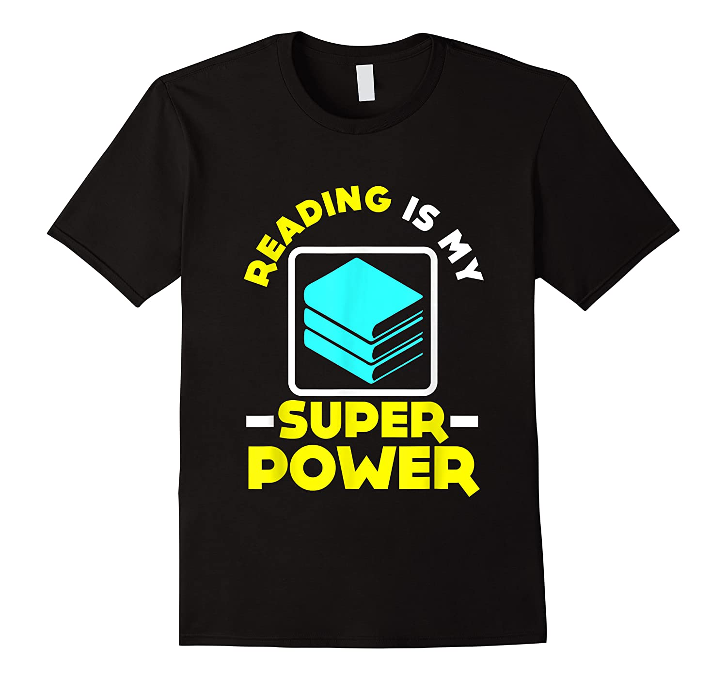 My Superpower Book Lovers Gift Shirts