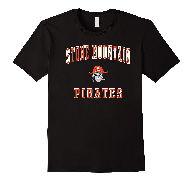 Stone Mountain High School Pirates Shirts