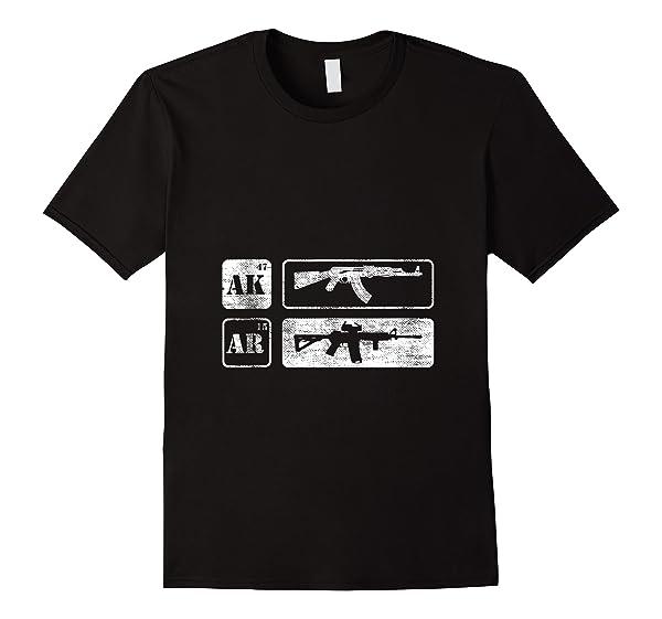 Ar15 Ak47 Shirts For Pro Guns Gift Tank Top