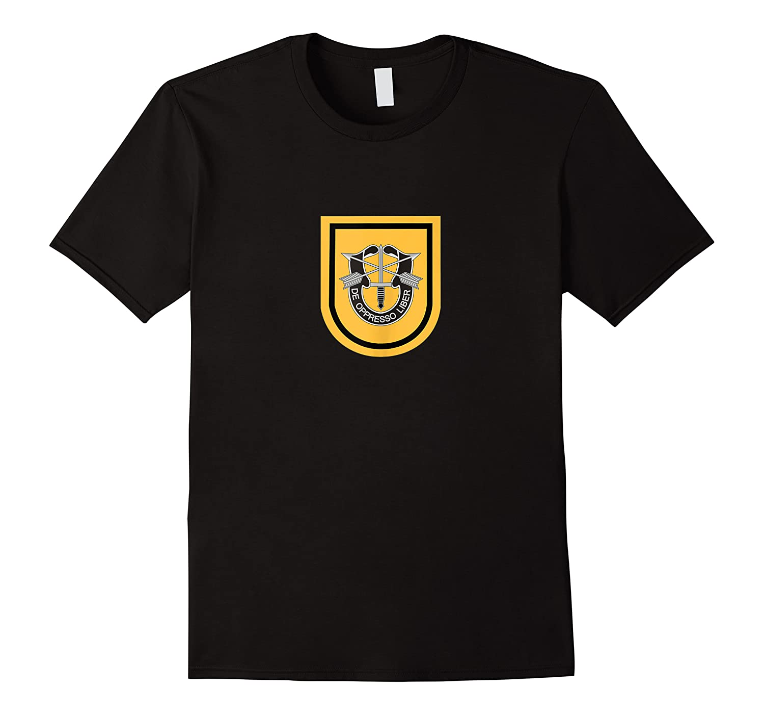 Special Forces 1st Special Forces Group Sfg Center Shirts