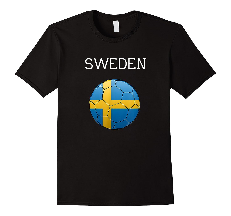 Sweden 2018 Soccer Fan, Swedish Football Shirts
