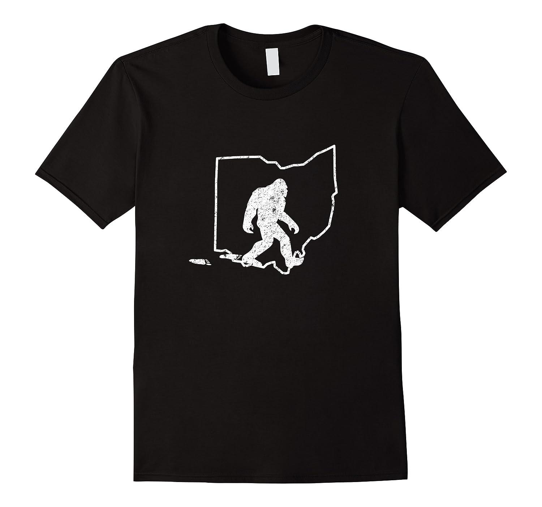 Ohio Pride Vintage Hunter State Shirts