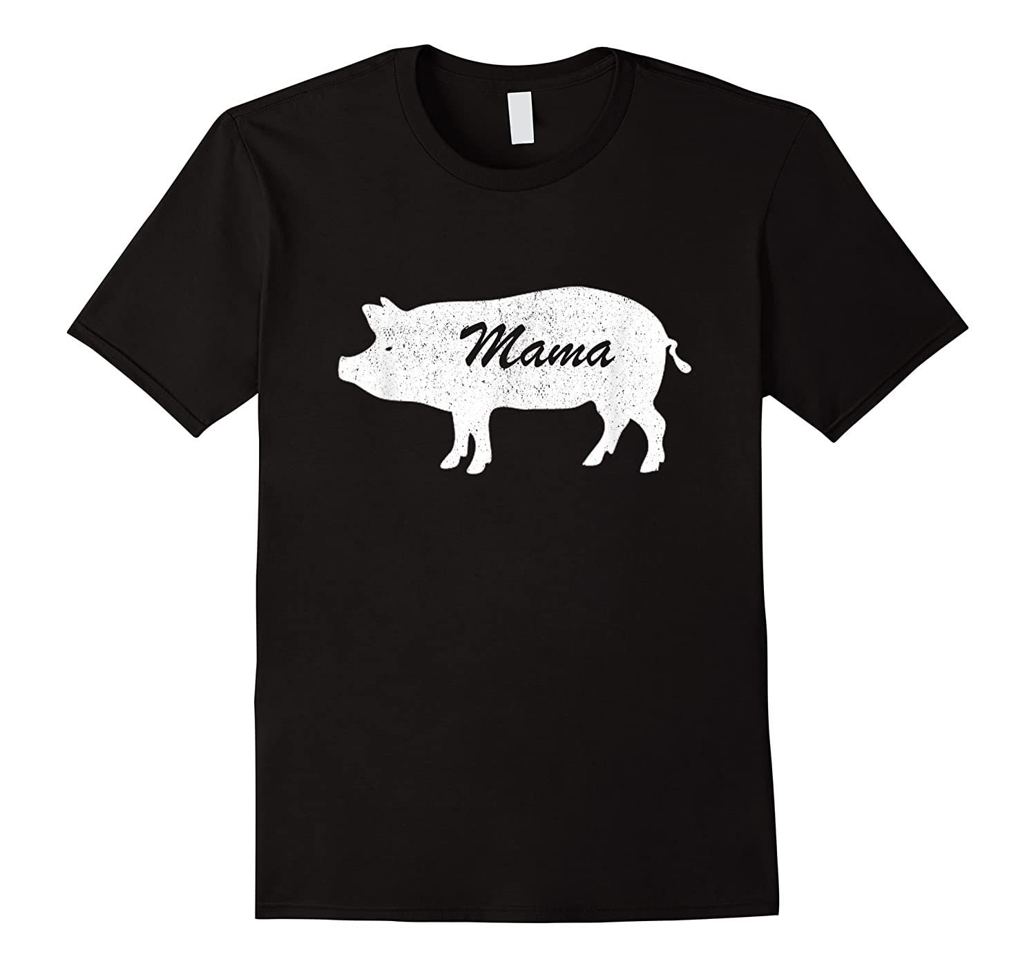 Mama Pig Animal Farm Father Mother Day Son Daughter Gift Shirts