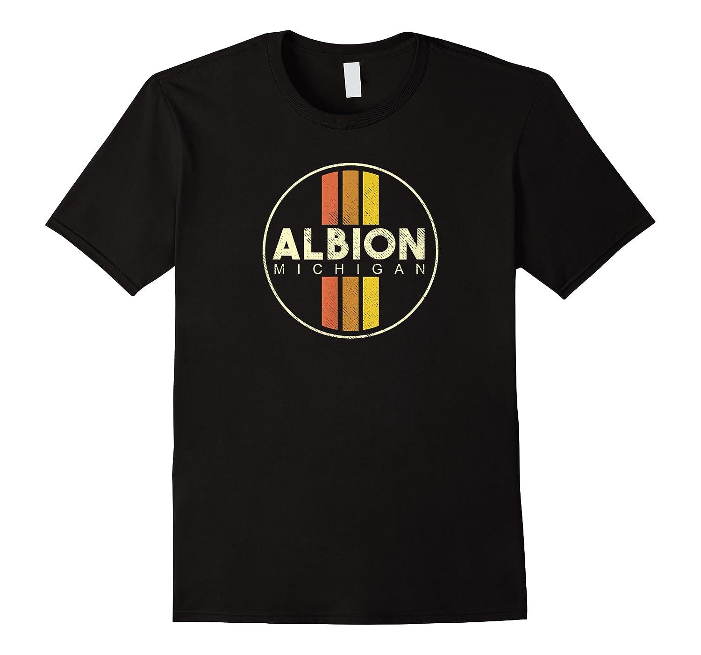 Retro Albion Michigan Shirts